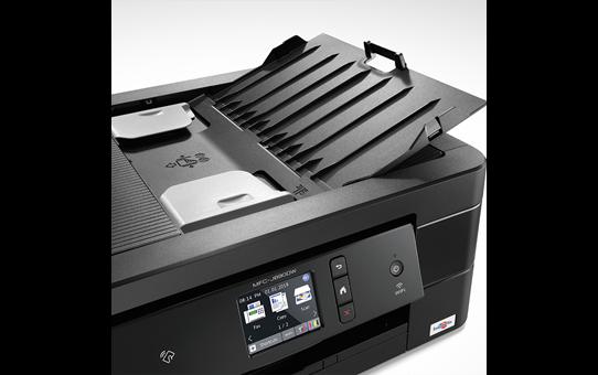 MFC-J890DW petite imprimante jet d'encre couleur 4-en-1 4