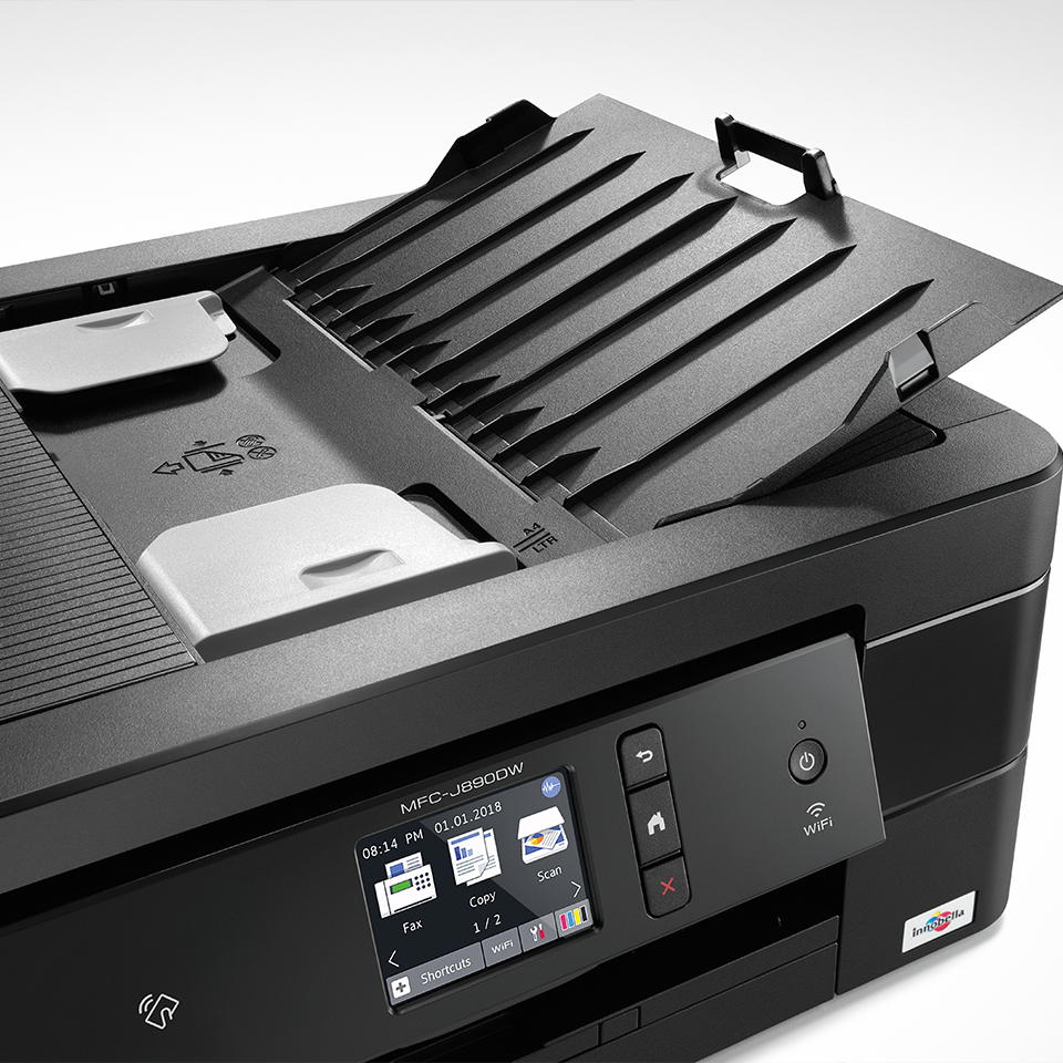 MFC-J890DW A4 all-in-one inkjetprinter 4