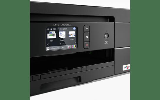 MFC-J890DW petite imprimante jet d'encre couleur 4-en-1 5