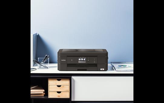 MFC-J890DW petite imprimante jet d'encre couleur 4-en-1 6