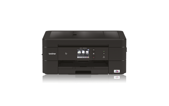 Wireless 4-in-1 colour inkjet printer MFC-J890DW