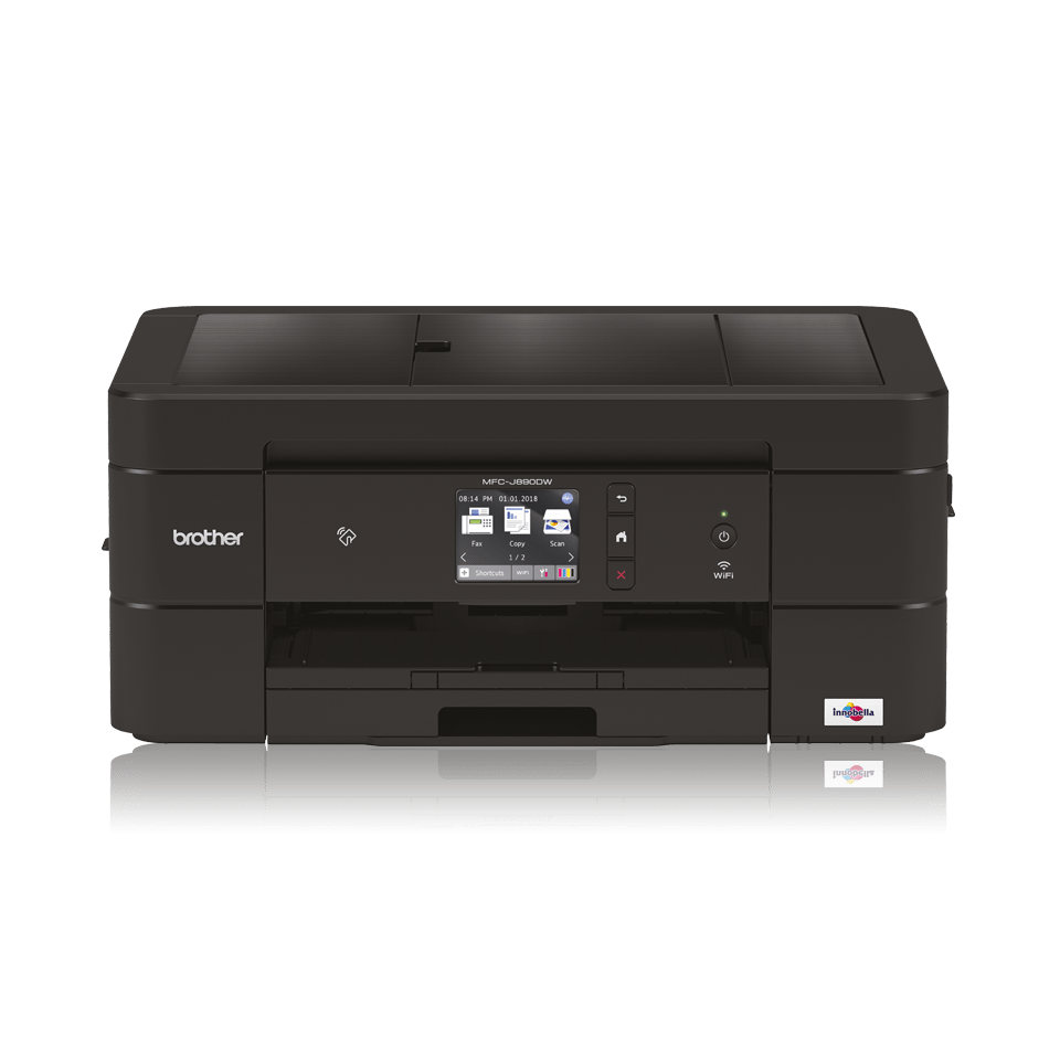 Impressora multifunções de tinta MFC-J890DW Brother
