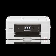 White inkjet printer facing straight ahead - MFCJ895DW