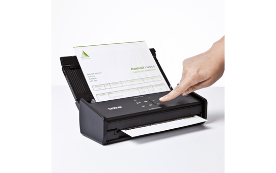 ADS-1100W Scanner compatto wireless 4