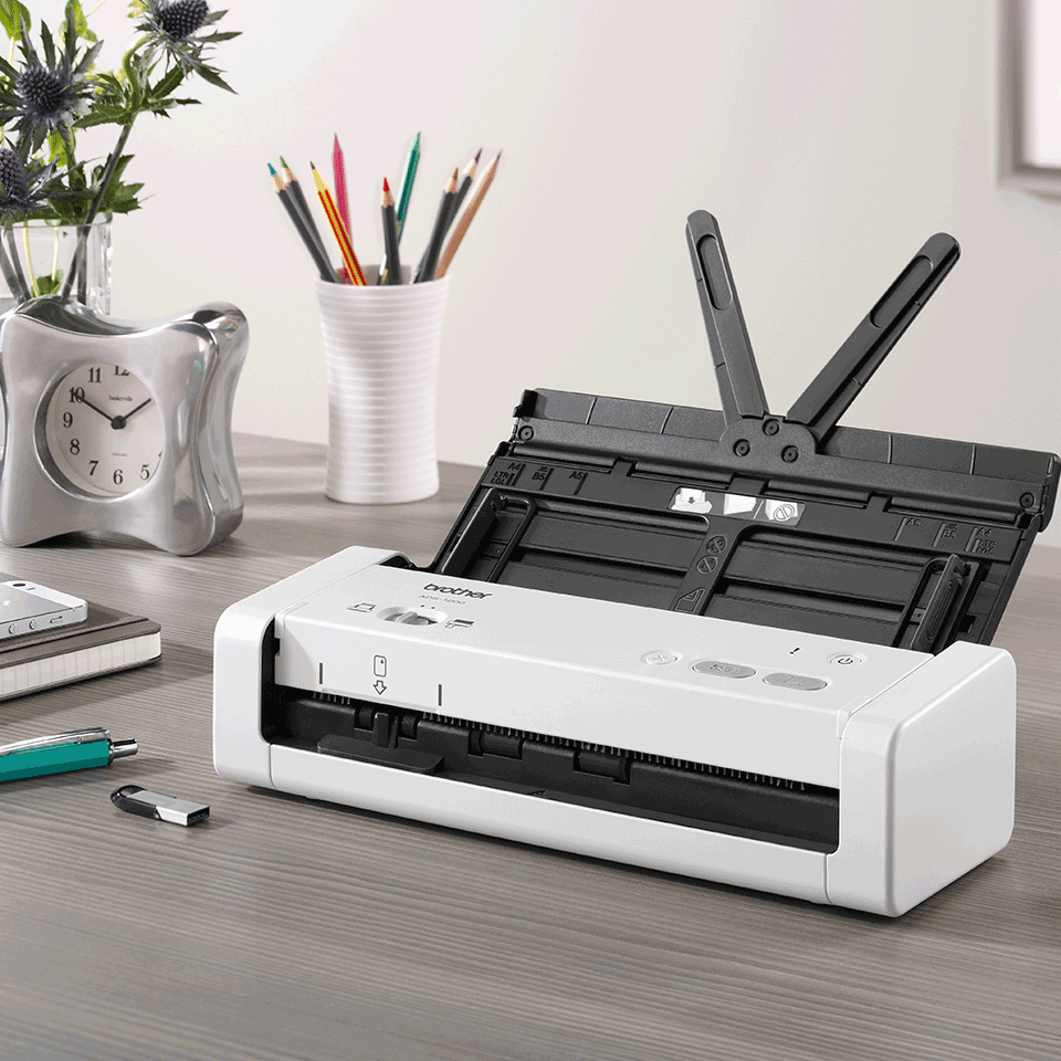 ADS-1200 Portable, Compact Document Scanner 8