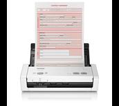 ADS-1200 nešiojamas, kompaktiškas dokumentų skaitytuvas