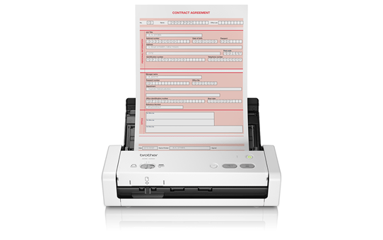ADS-1200 Scanner per documenti compatto e portatile con duplex