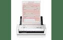 Brother ADS1200 mobil og kompakt dokument skanner