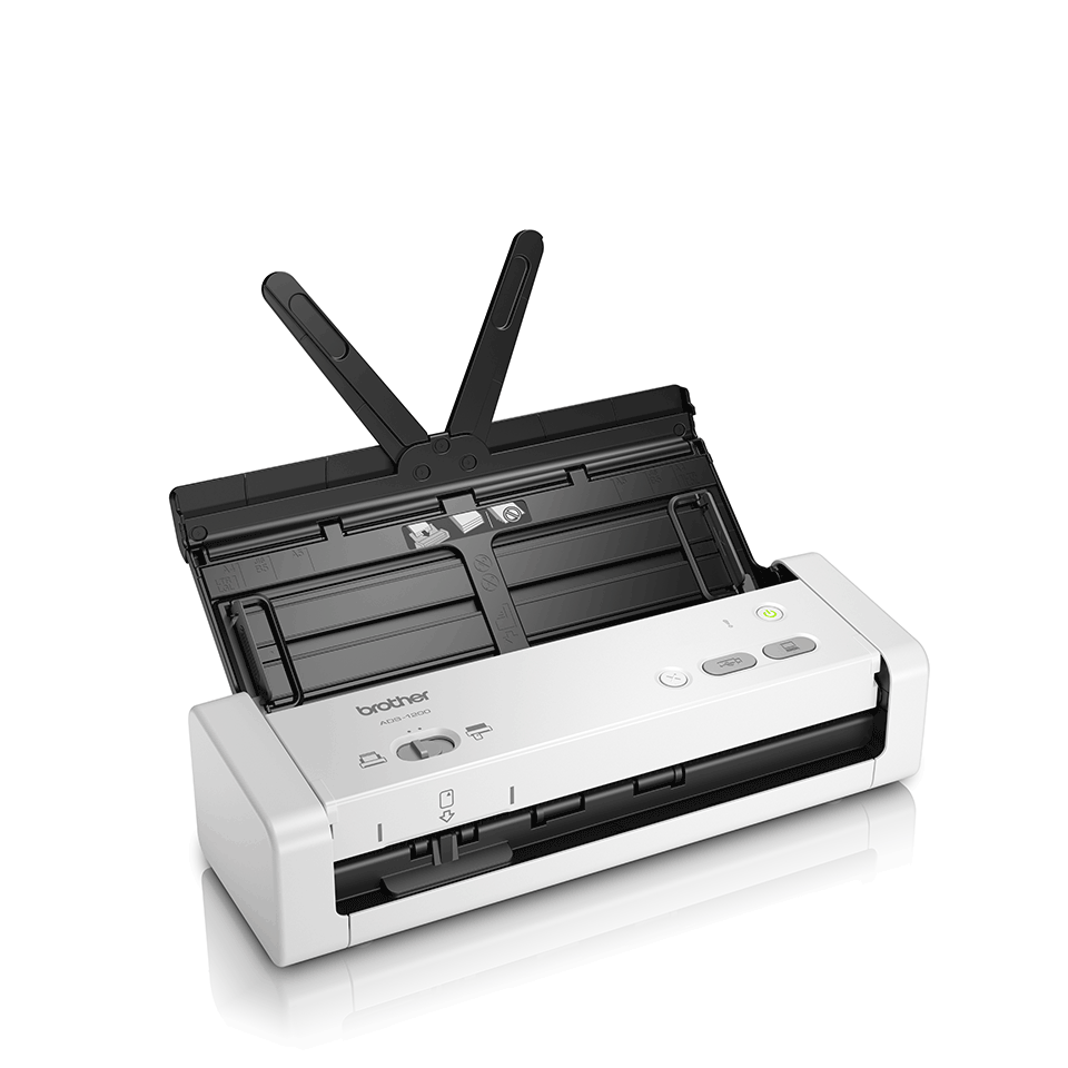 ADS-1200 Scanner per documenti compatto e portatile con duplex 3