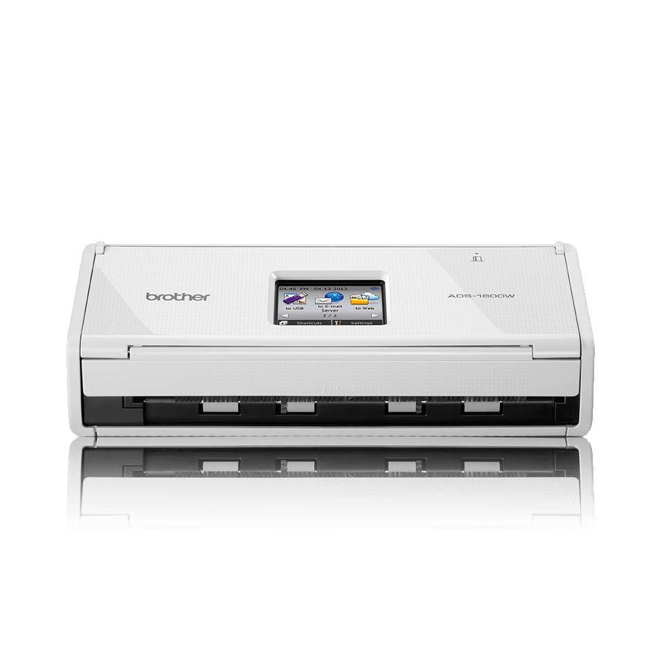 ADS-1600W Compact Document Scanner + Wireless  3