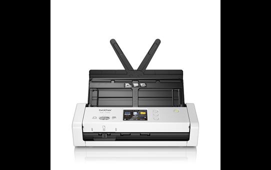 Brother ADS1700W smart og kompakt trådløs dokument skanner 5