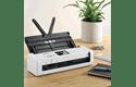 Brother ADS1700W smart og kompakt trådløs dokument skanner 6