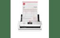ADS-1700W smart og kompakt dokumentscanner