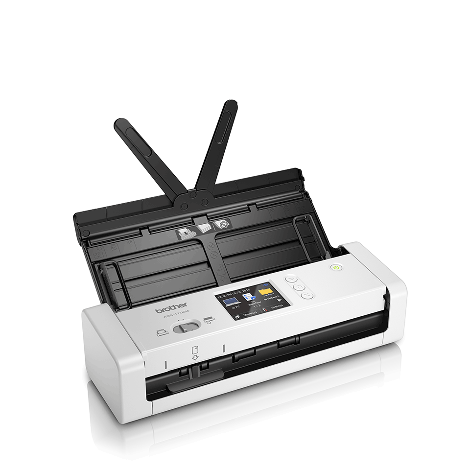 ADS-1700W scanner compact 3