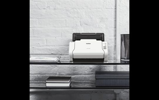 Brother   ADS-2200 desktop document scanner 10