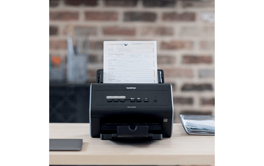 ADS-2400N desktop scanner 4