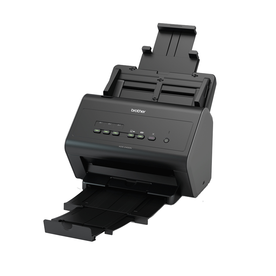 ADS-2400N desktop scanner 2
