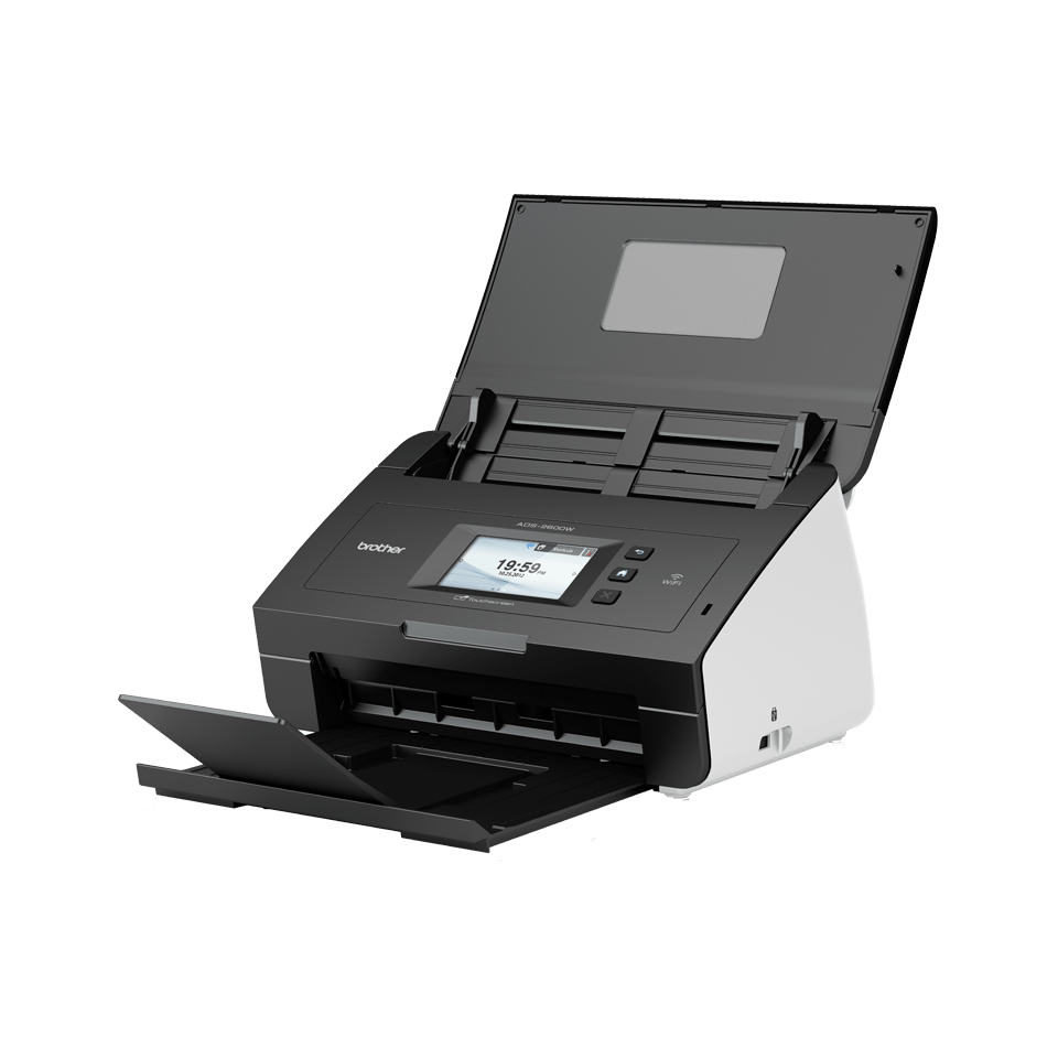 ADS-2600W Scanner wireless 5