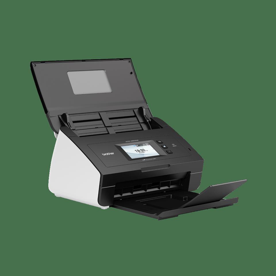 ADS-2600W High-Speed Desktop Scanner + Wireless 6
