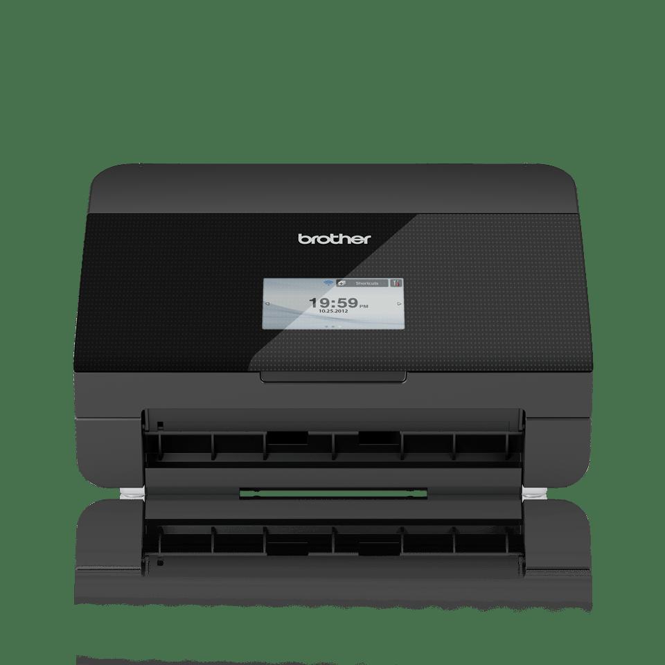 ADS-2600W High-Speed Desktop Scanner + Wireless