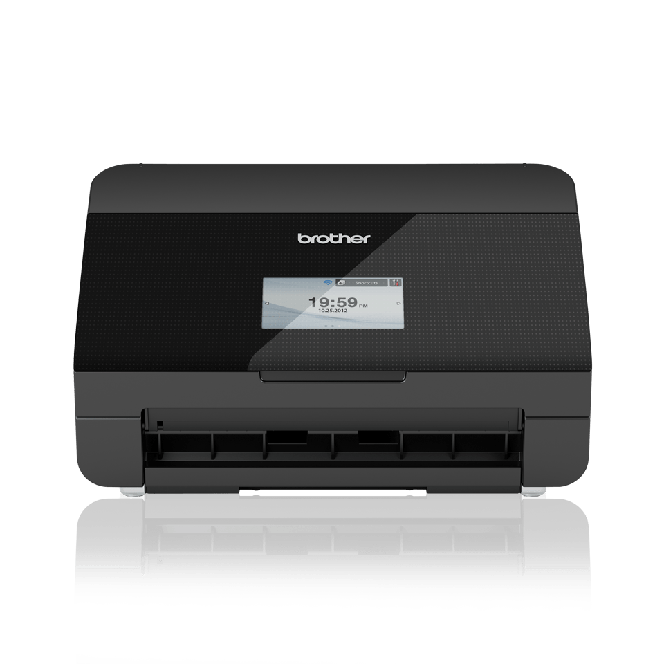 ADS-2600W High-Speed Desktop Scanner + Wireless