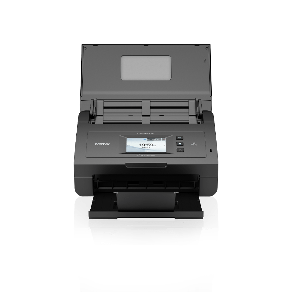 ADS-2600We scanner de bureau 2
