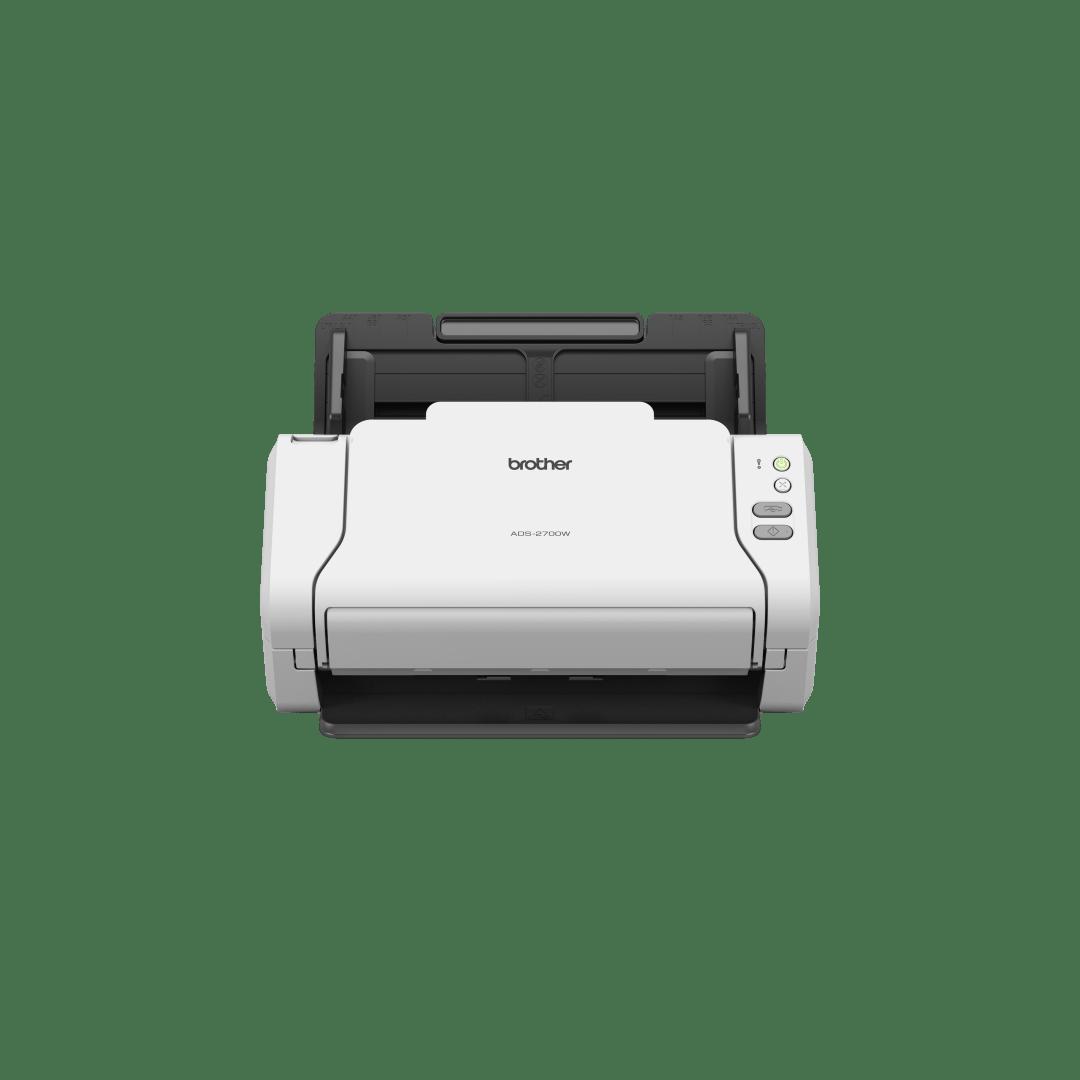 ADS-2700W scanner de bureau 4