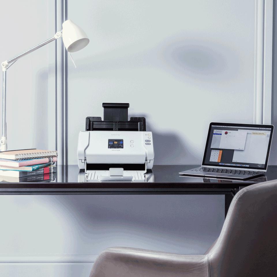 ADS-2700W skrivebordsscanner med trådløst netværk 11