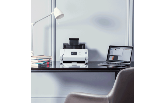 Brother ADS-2700W wireless, networked desktop document scanner 11