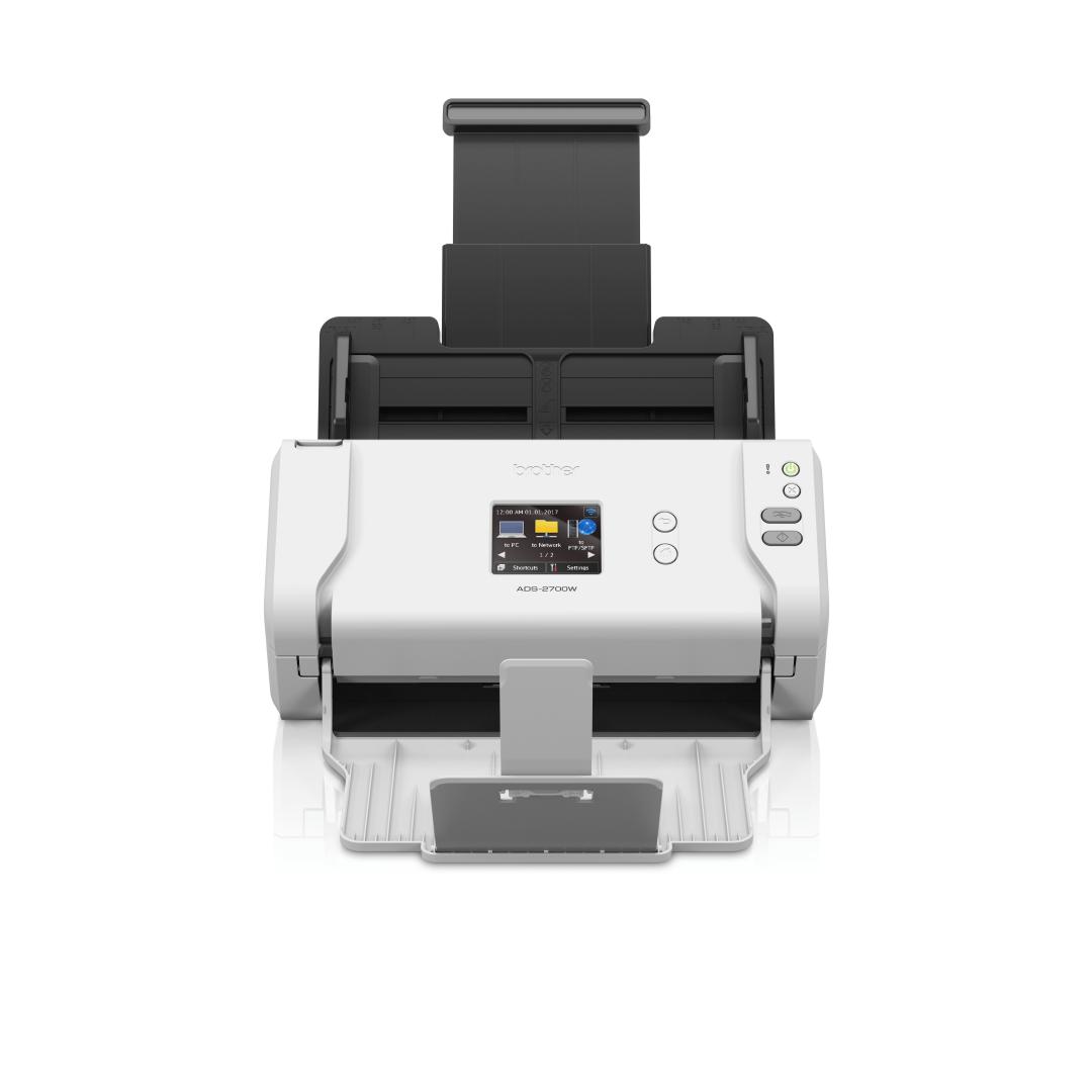 ADS-2700W Scanner documentale con rete cablata e wireless