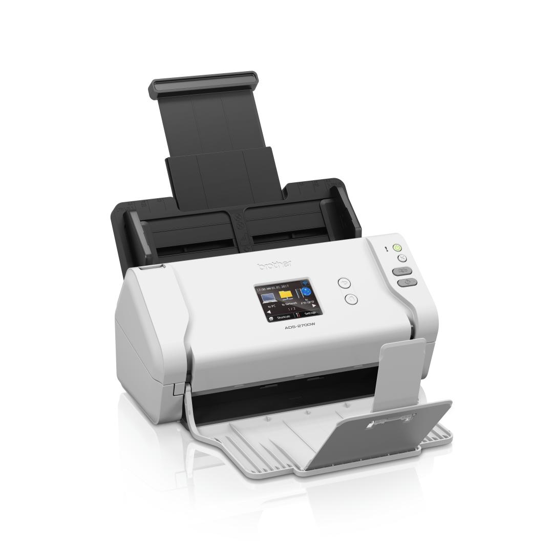 ADS-2700W skrivebordsscanner med trådløst netværk 3