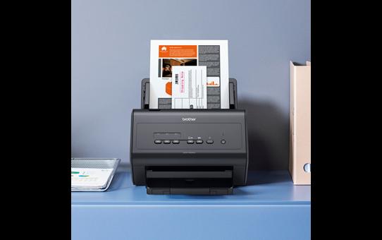 ADS-3000N desktop scanner 6
