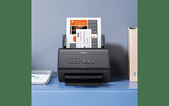 ADS-3000N Fast, Wired Network Desktop Scanner 6