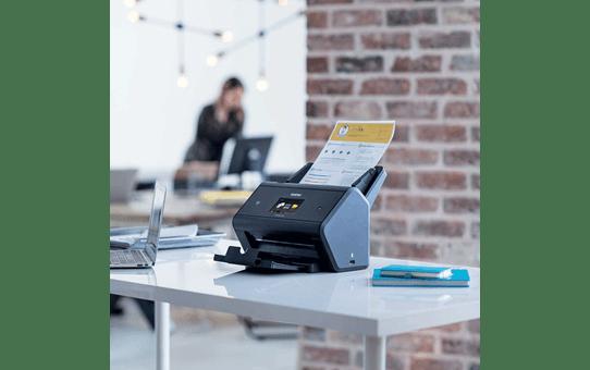 ADS-3600W Bezdrôtový profesionálny skener dokumentov 4