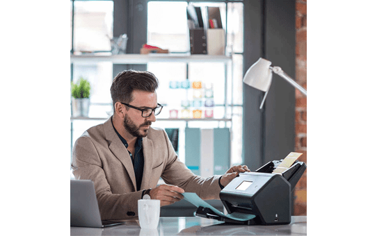 ADS-3600W Bezdrôtový profesionálny skener dokumentov 5