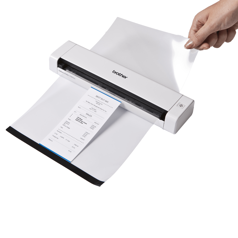 Brother DS-620 Scanner portatile 3