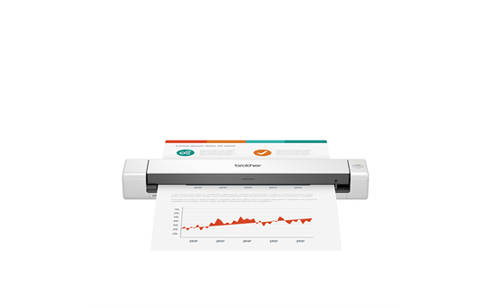 DS-640 draagbare scanner