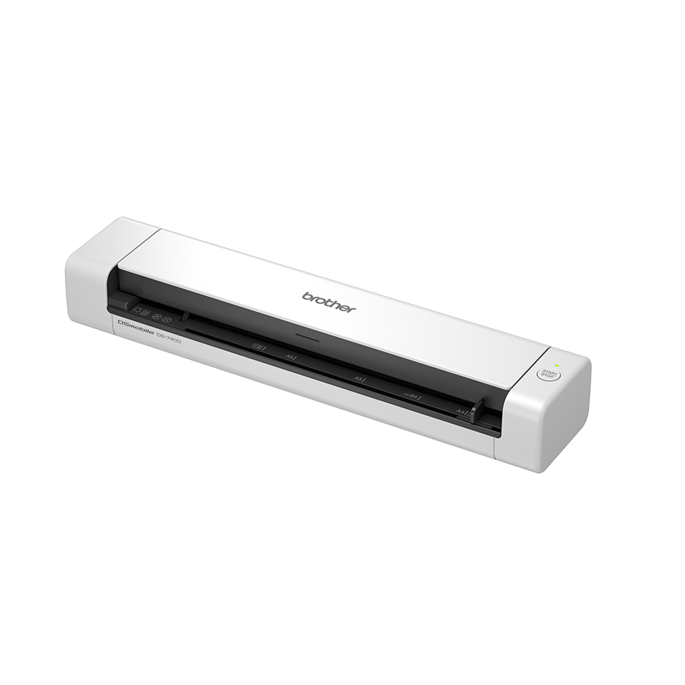 DS-740D Compacte, mobiele documentscanner voor dubbelzijdig scannen 2