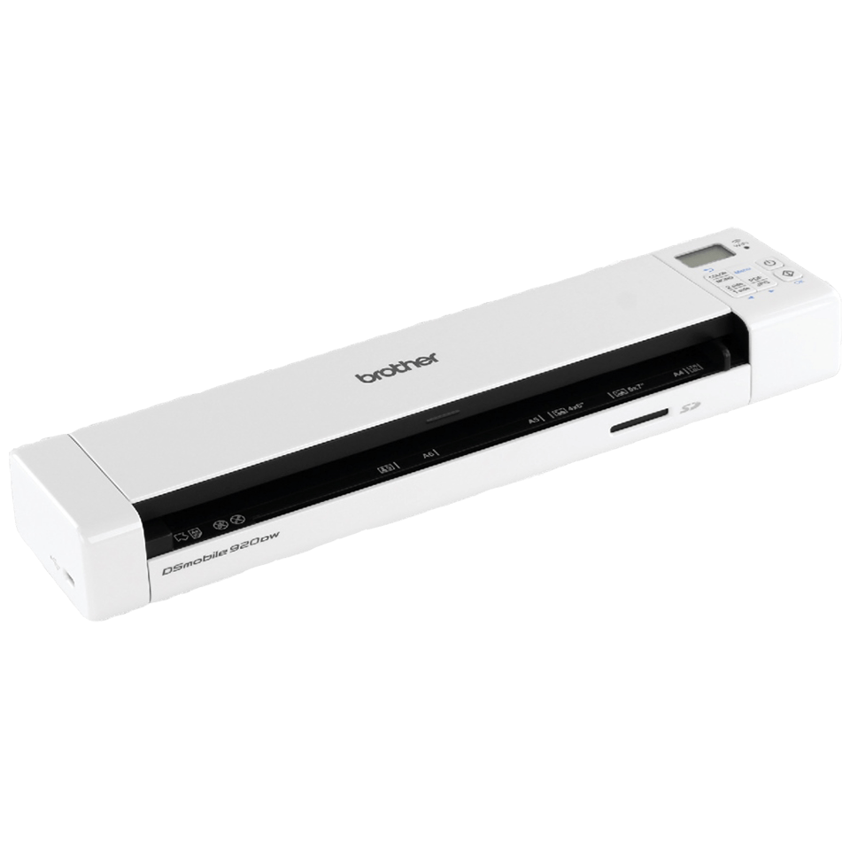 DS-920DW scanner portable 3