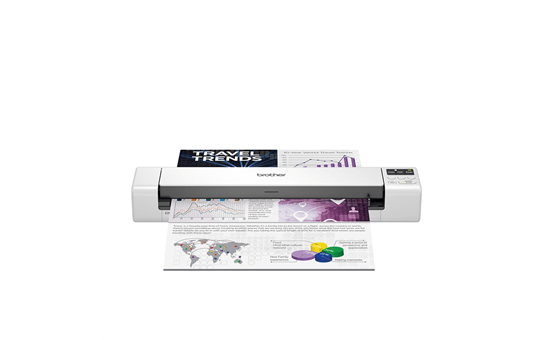 Brother DSmobile DS-940DW Wireless, 2-sided Portable Document Scanner  4