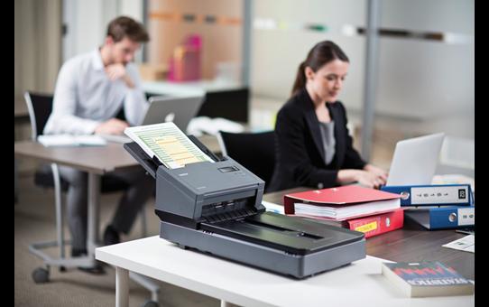 PDS-5000F scanner à plat professionnel 2