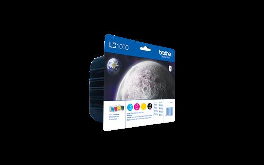 Originele Brother LC-1000VALBP inktcartridge met hoge capaciteit