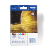 LC1100RBWBP Brother genuine ink cartridge multi pack front image