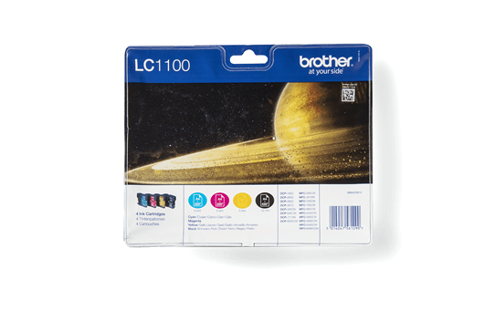 Originele Brother LC-1100VALBP inktcartridge