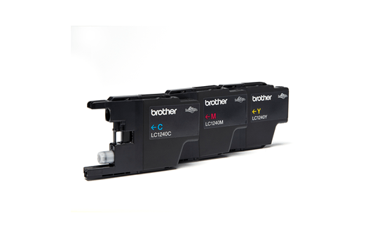 Origineel Brother LC-1240RBWBP inktcartridge  voordeelpak  2