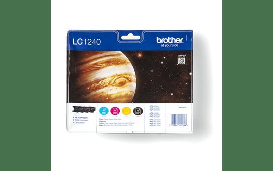 Originele Brother LC-1240VALBP inktcartridge voordeelverpakking