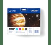 Genuine Brother LC1240 Ink Cartridge Multipack - LC1240VALBP