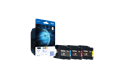 Originele Brother LC-1280XLRBWBP inktcartridge met hoge capaciteit voordeelverpakking