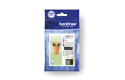 Genuine Brother LC3217VALBP ink cartridge value pack - black, cyan, magenta and yellow 4