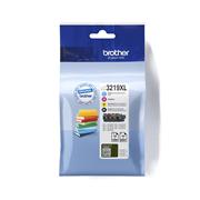 LC3219XLVALBP Brother genuine ink cartridge multi pack front image
